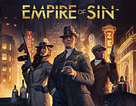 Buy Empire of Sin Key
