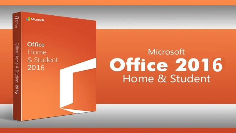 Office 2016 Home&Student Key